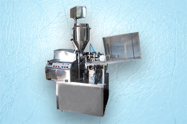Semi Automatic Lami / Plastic Tube Filling, Sealing, Coding and Cutting Machine