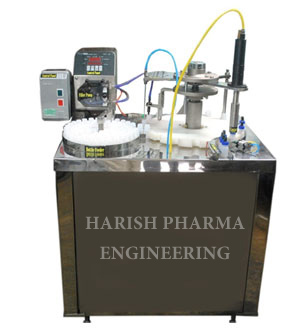 Cyanoacrylate Super Glue Filling Machine